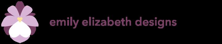 emily elizabeth designs Logo